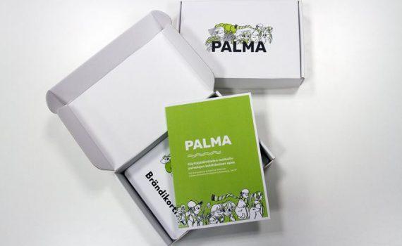 PALMA Kansikuva
