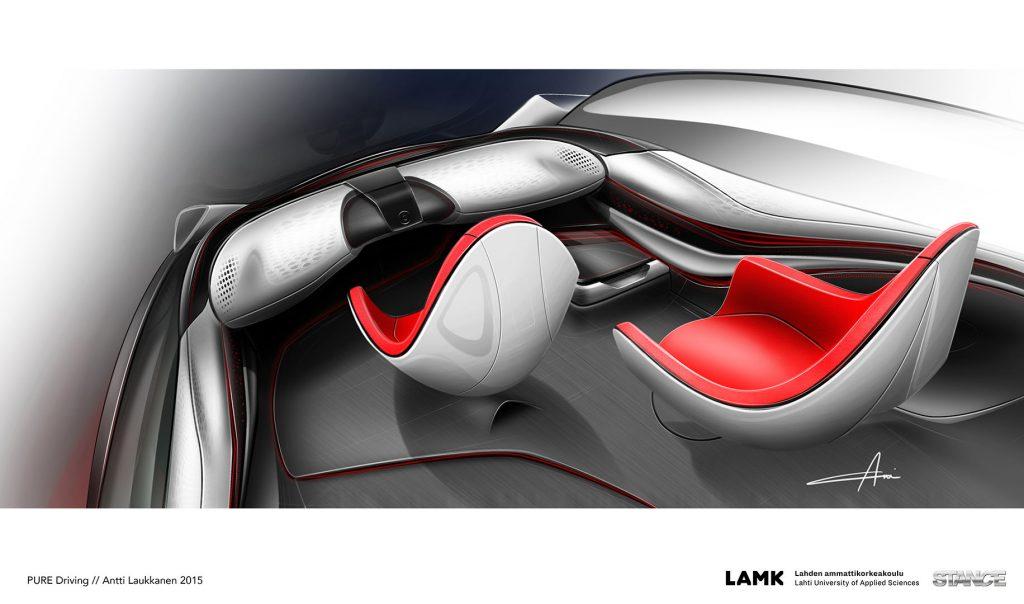 STANCE 2015 PURE Driving Antti Laukkanen