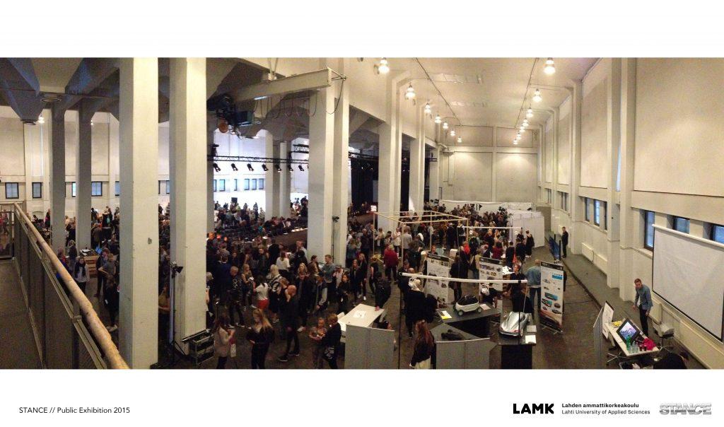 STANCE 2015 Public Exhibition